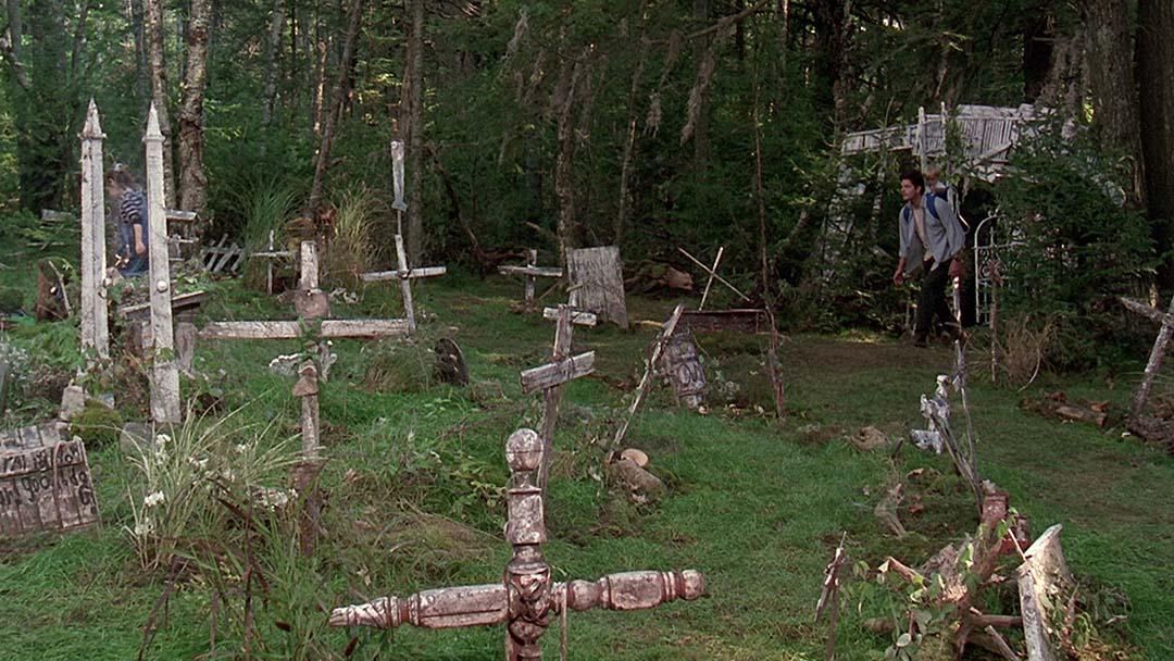 El cementerio viviente: Dale Midkiff
