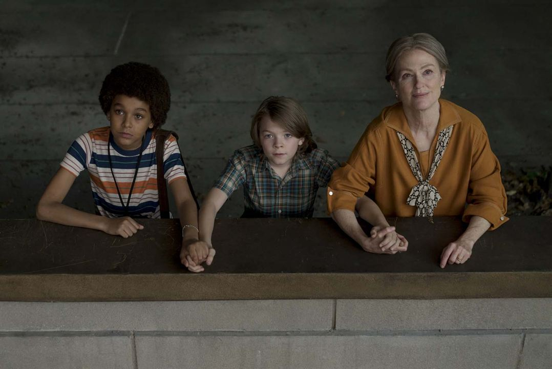Wonderstruck. El museo de las maravillas: Julianne Moore, Oakes Fegley, Jaden Michael