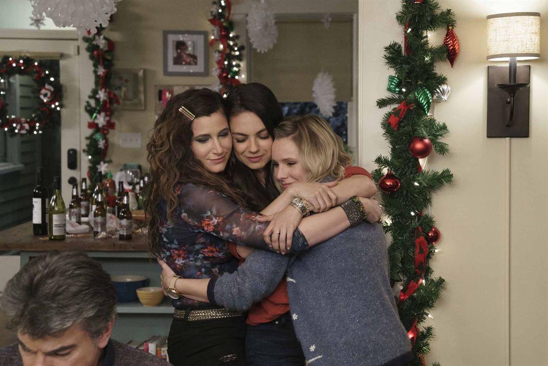 El gran desmadre (Malas madres 2): Kristen Bell, Mila Kunis, Kathryn Hahn