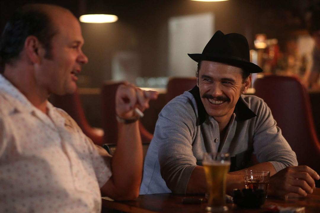 Foto Chris Bauer, James Franco