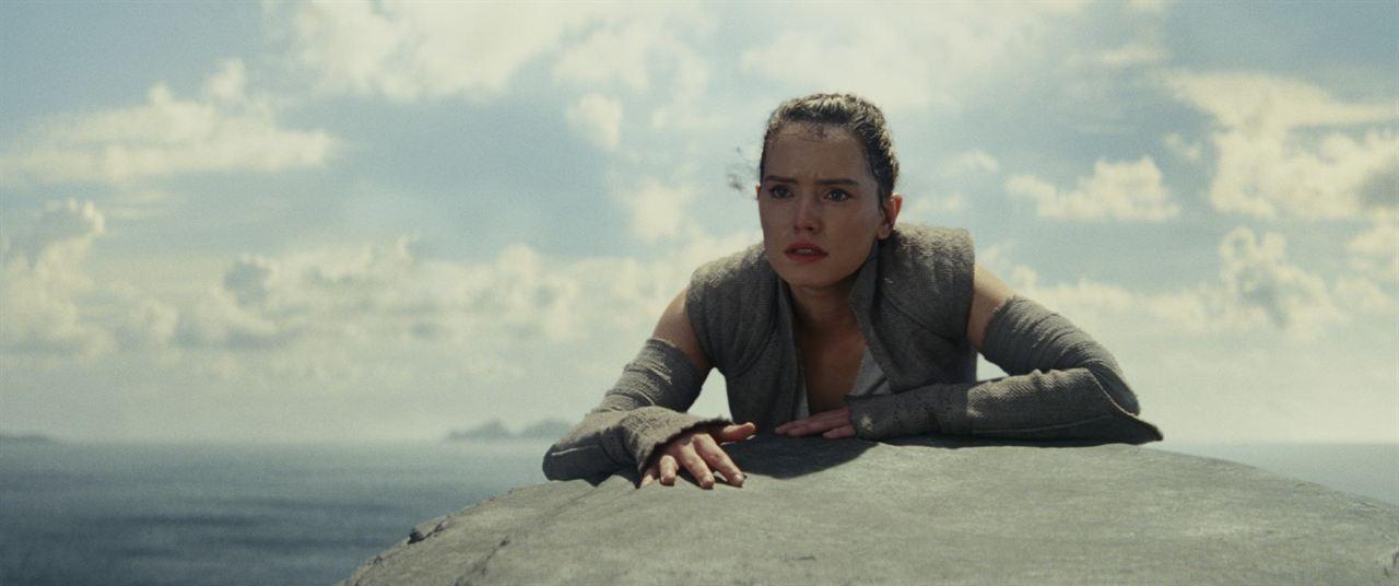 Star Wars: Los últimos Jedi: Daisy Ridley
