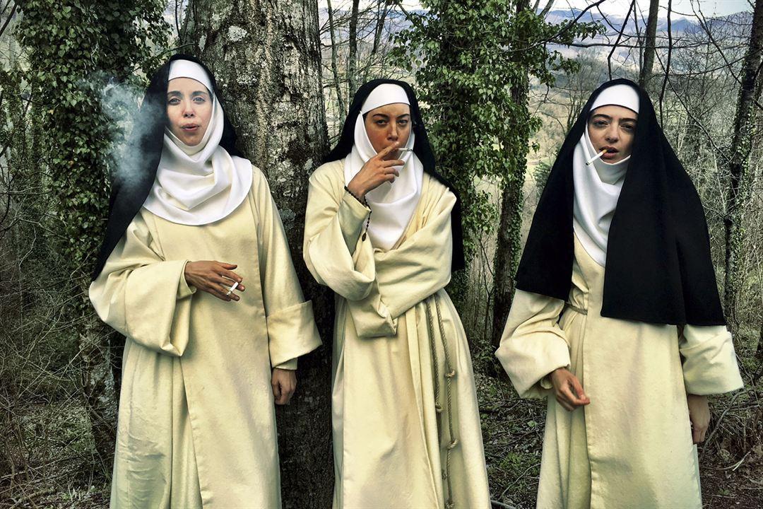 En pecado: Alison Brie, Aubrey Plaza, Kate Micucci