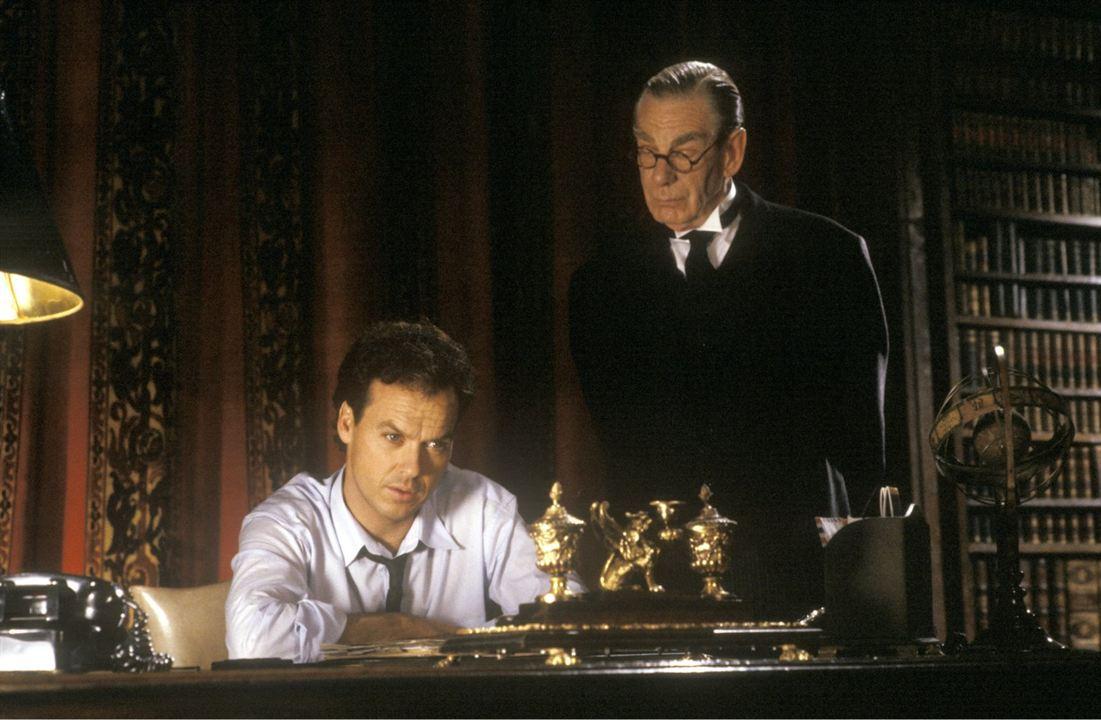 Batman: Michael Keaton, Michael Gough
