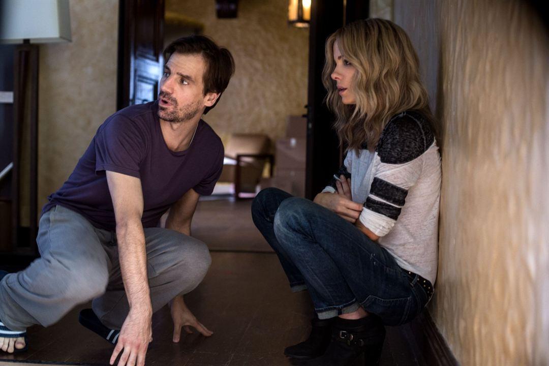 La casa del pánico: Mel Raido, Kate Beckinsale
