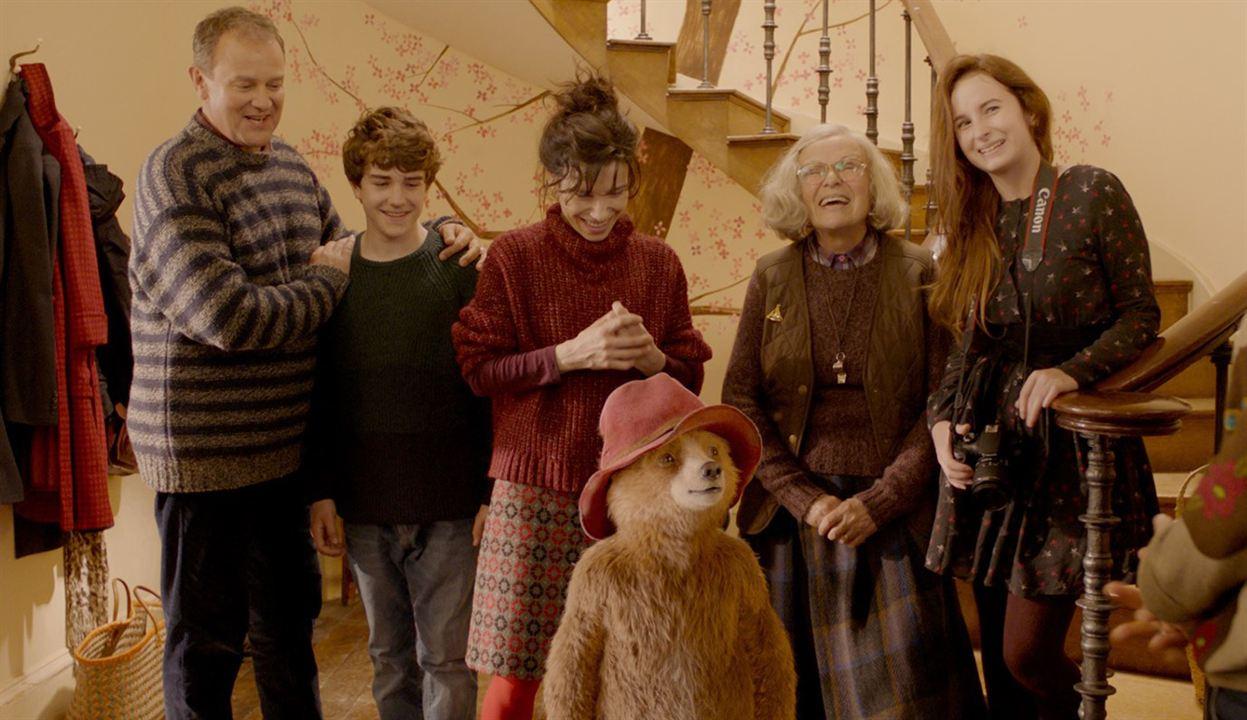 Paddington 2: Sally Hawkins, Julie Walters, Hugh Bonneville