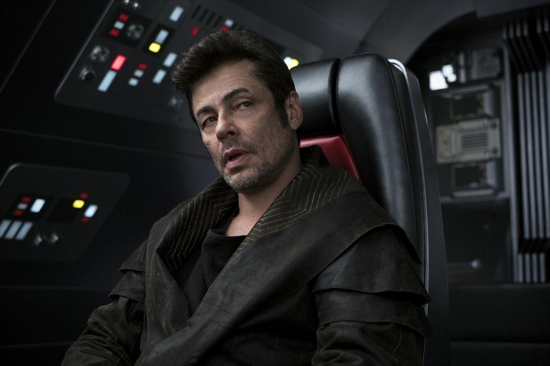 Star Wars: Los últimos Jedi: Benicio Del Toro