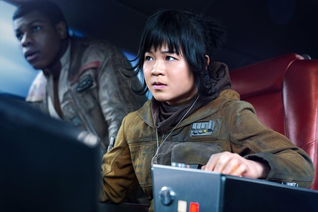 Star Wars: Los últimos Jedi: John Boyega, Kelly Marie Tran