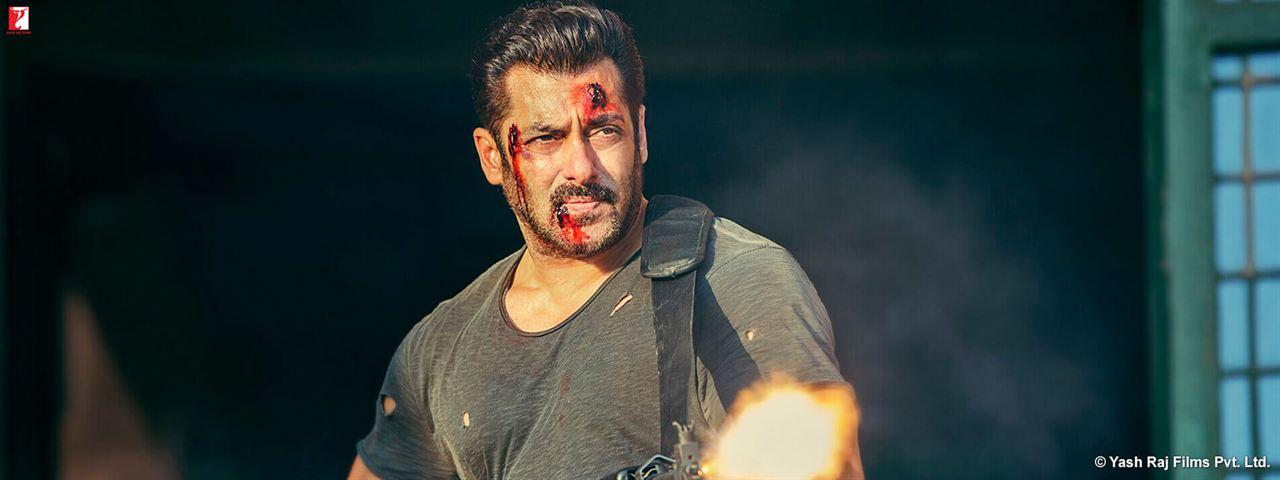 Tiger está vivo : Foto Salman Khan