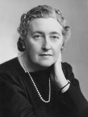 Cartel Agatha Christie