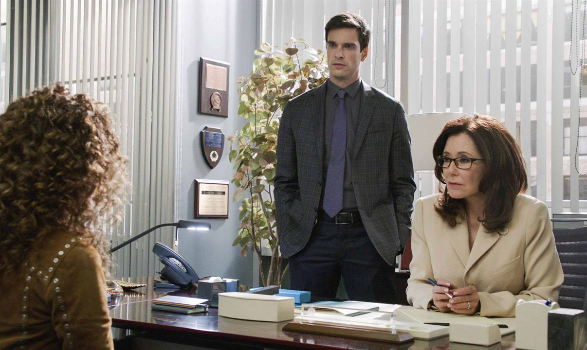Foto Jonathan Del Arco, Mary McDonnell