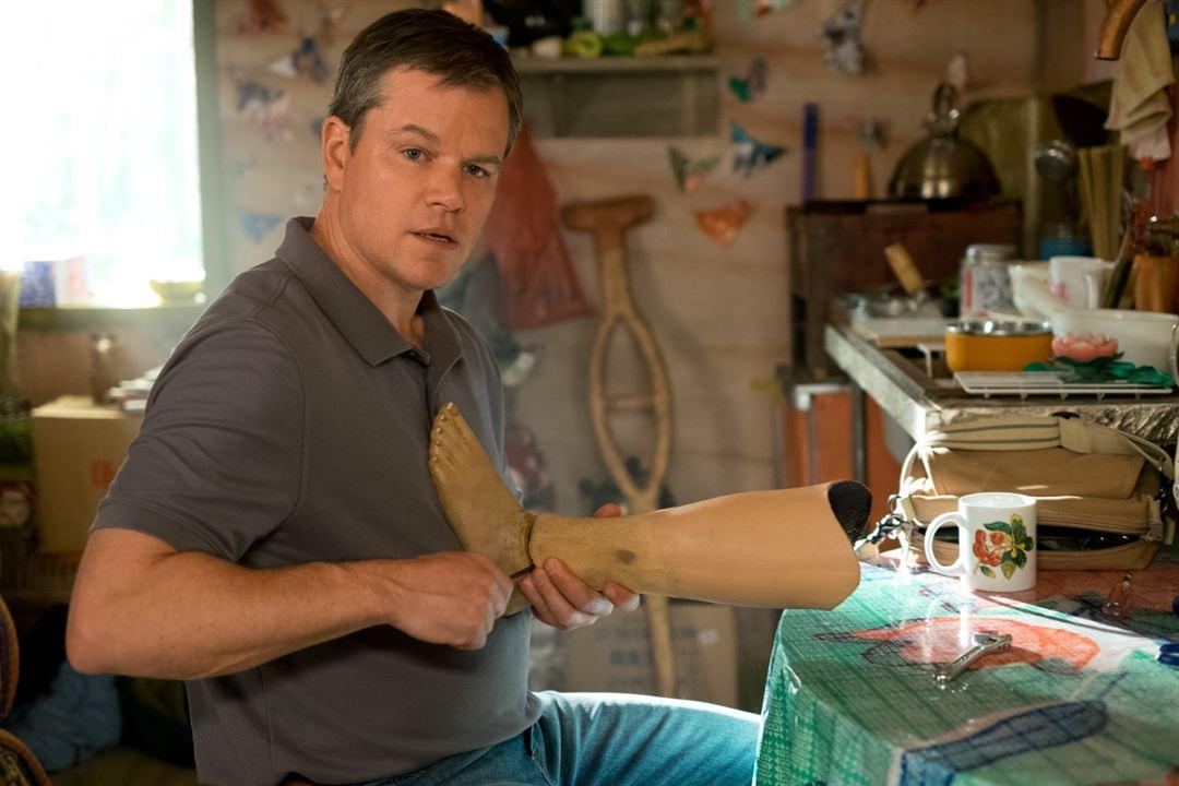 Una vida a lo grande: Matt Damon
