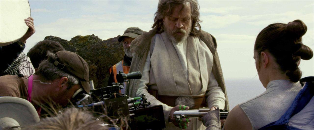 Star Wars: Los últimos Jedi: Mark Hamill