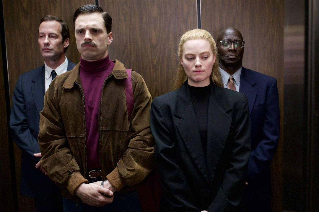 Yo, Tonya: Sebastian Stan, Margot Robbie