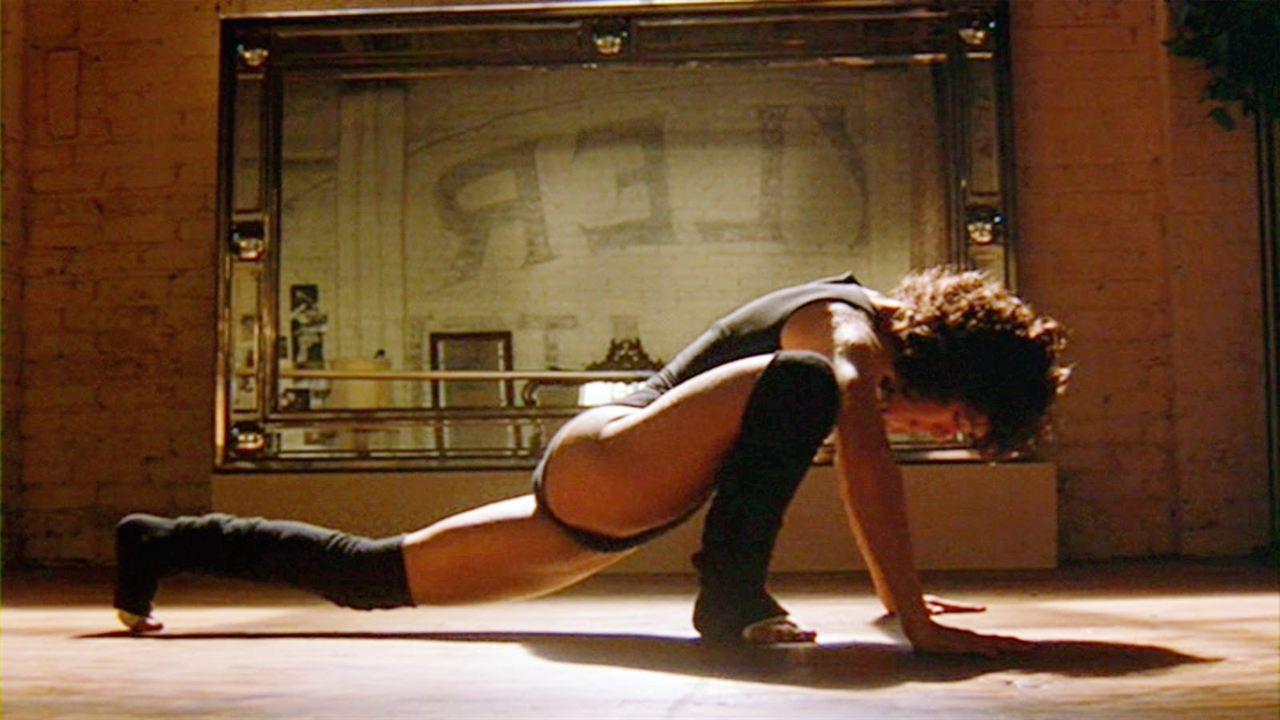 Flashdance: Jennifer Beals