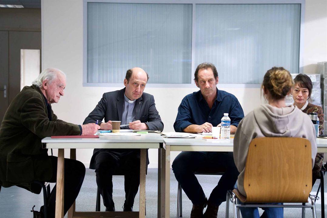 La aparición : Foto Bruno Georis, Claude Lévèque, Elina Löwensohn, Vincent Lindon