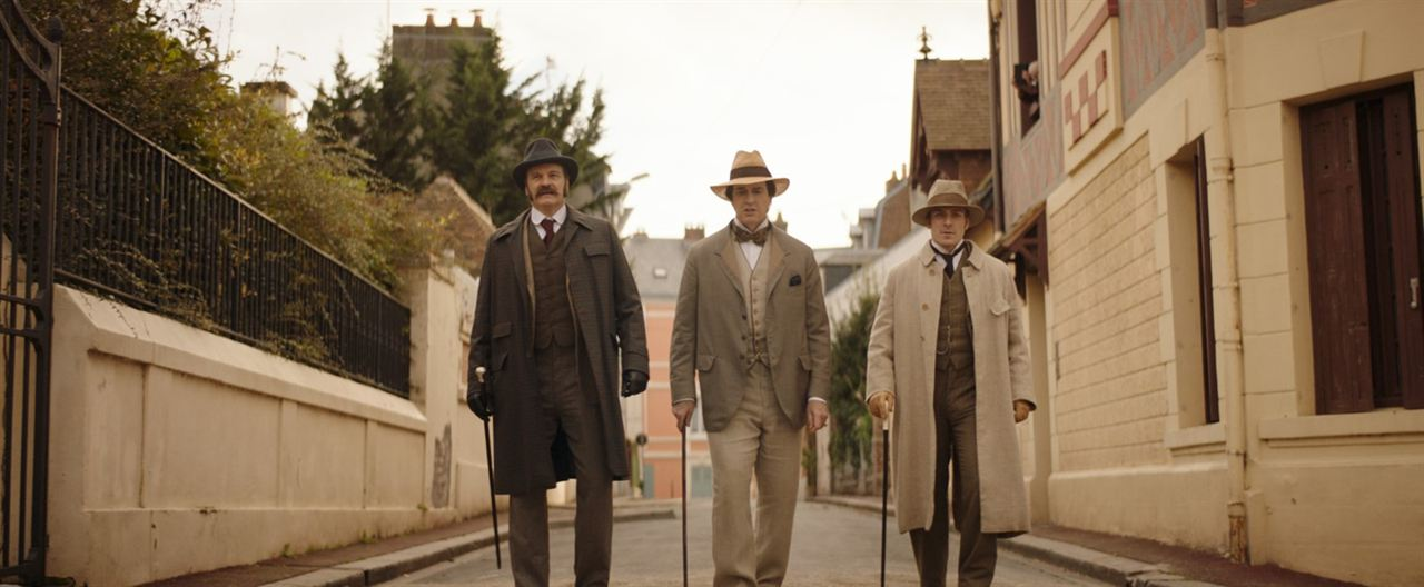 La importancia de llamarse Oscar Wilde : Foto Colin Firth, Edwin Thomas, Rupert Everett