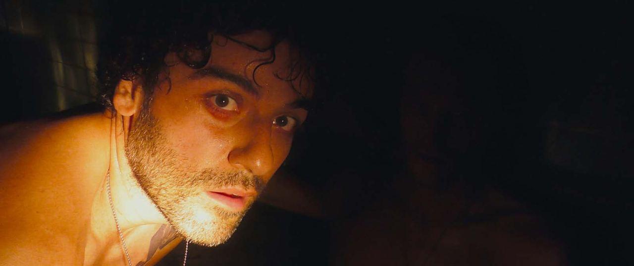 Aniquilación : Foto Oscar Isaac