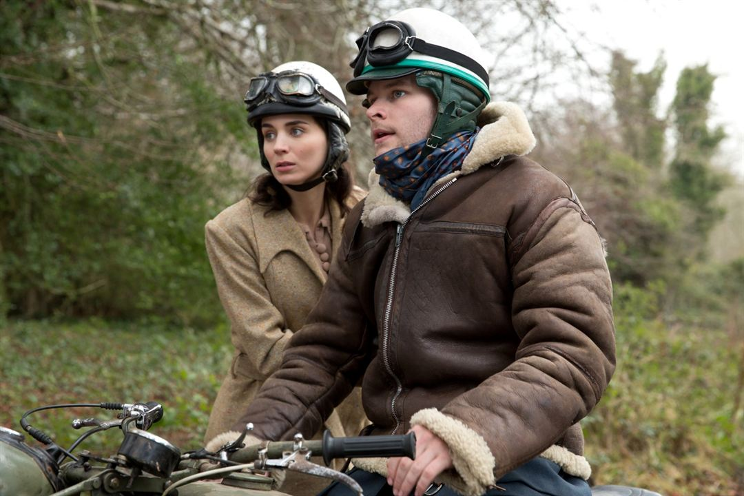 La carta secreta: Rooney Mara, Jack Reynor