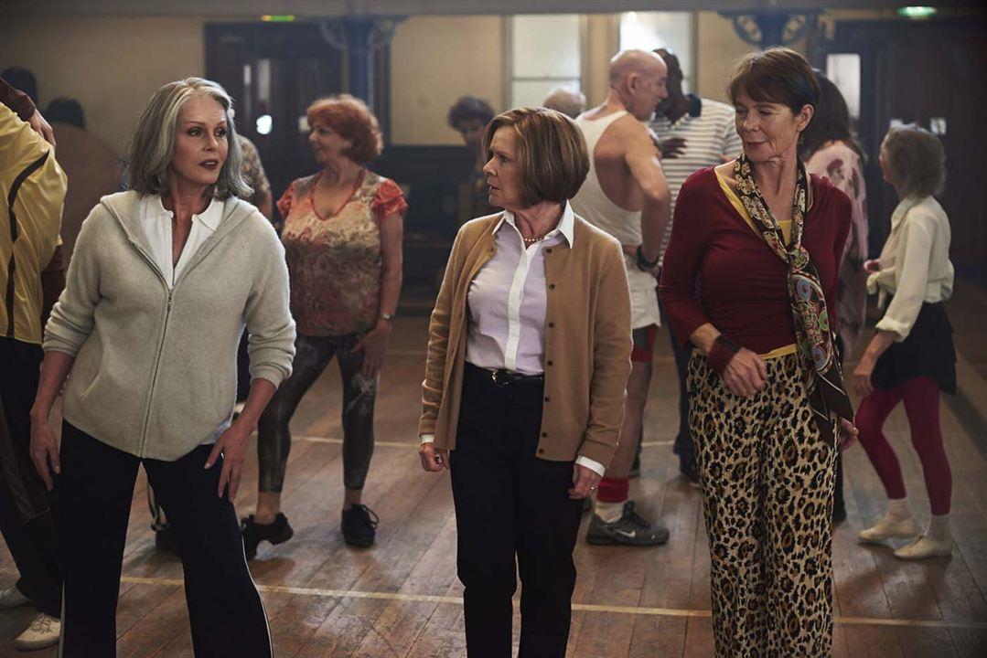 Bailando la vida : Foto Celia Imrie, Imelda Staunton, Joanna Lumley