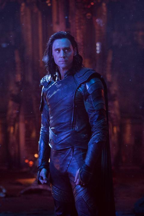 Vengadores: Infinity War : Foto Tom Hiddleston