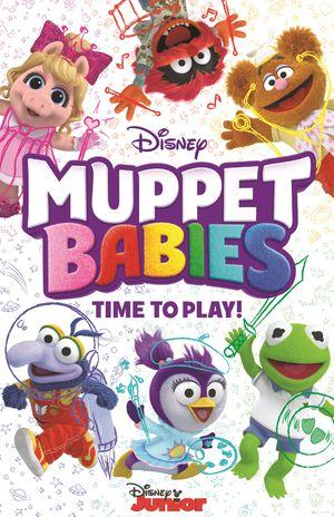 Muppet Babies (2018) : Cartel