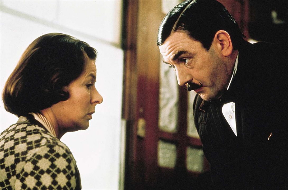Asesinato en el Orient Express: Ingrid Bergman, Albert Finney