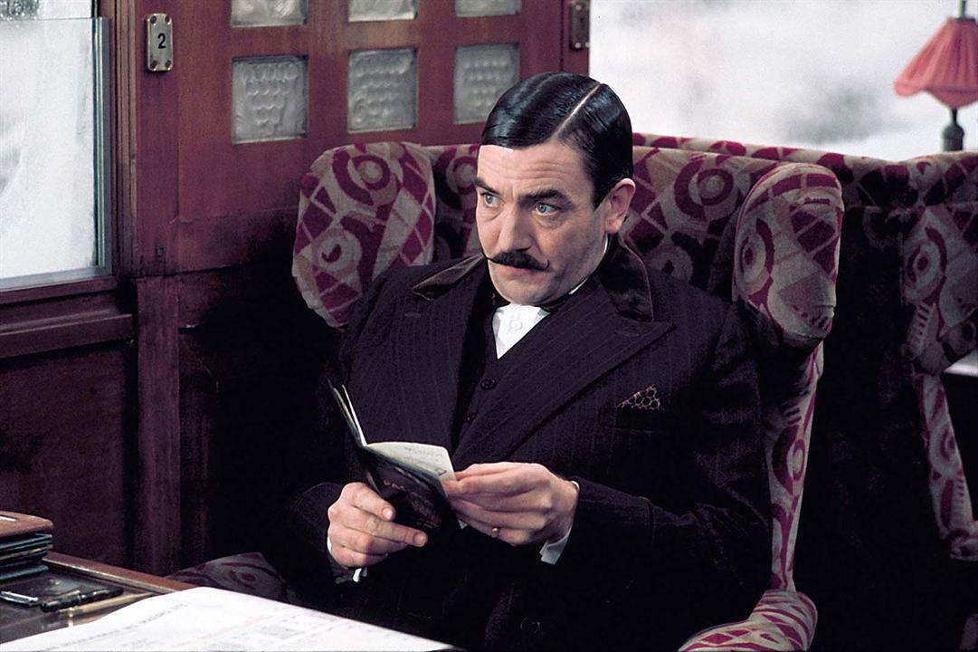 Asesinato en el Orient Express : Foto Albert Finney