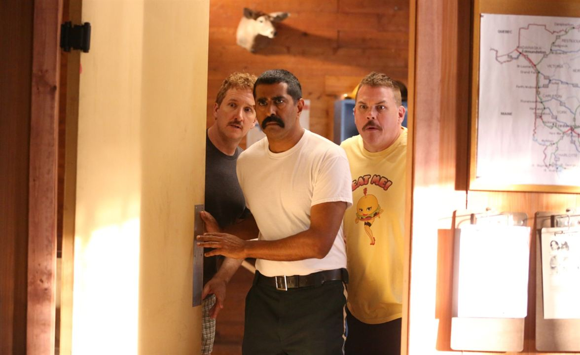 Super maderos 2 : Foto Jay Chandrasekhar, Kevin Heffernan, Paul Soter
