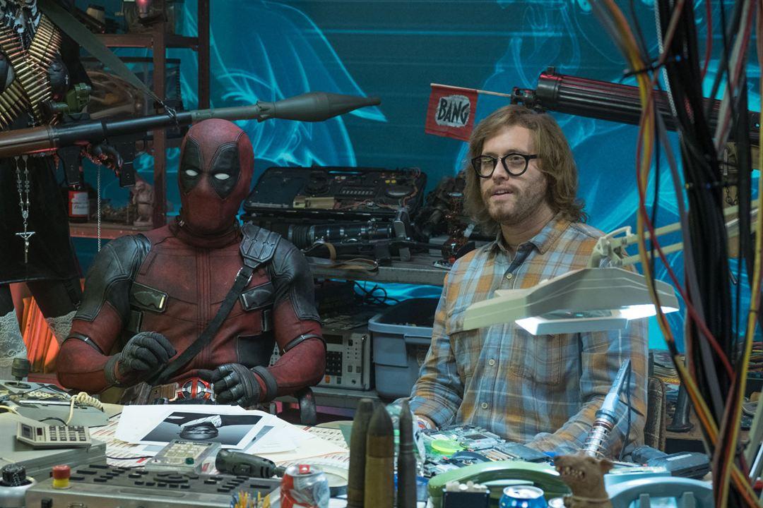 Deadpool 2 : Foto Ryan Reynolds, T.J. Miller