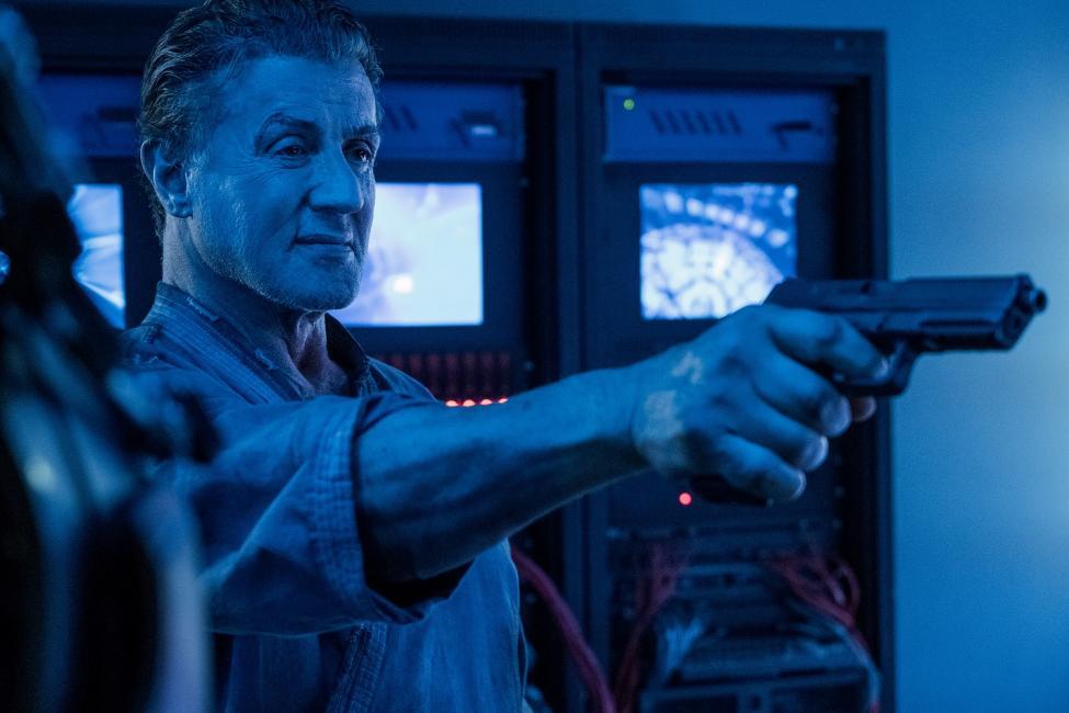Escape Plan 2: Hades: Sylvester Stallone