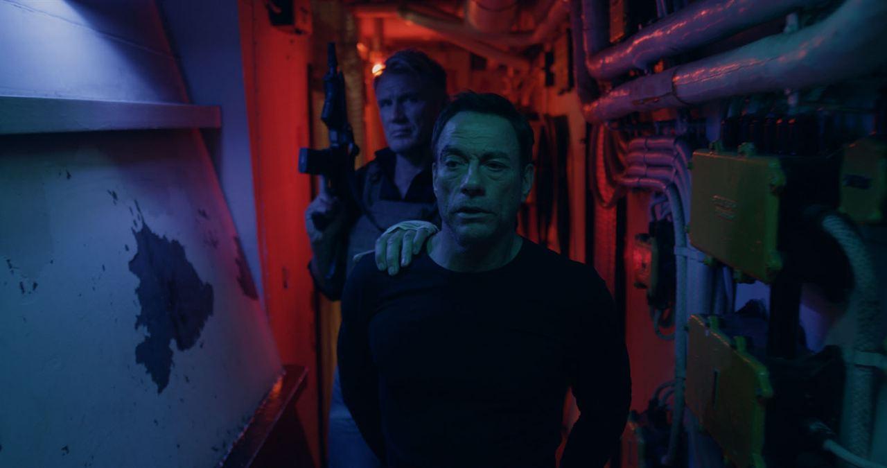 Operación rescate: Jean-Claude Van Damme, Dolph Lundgren
