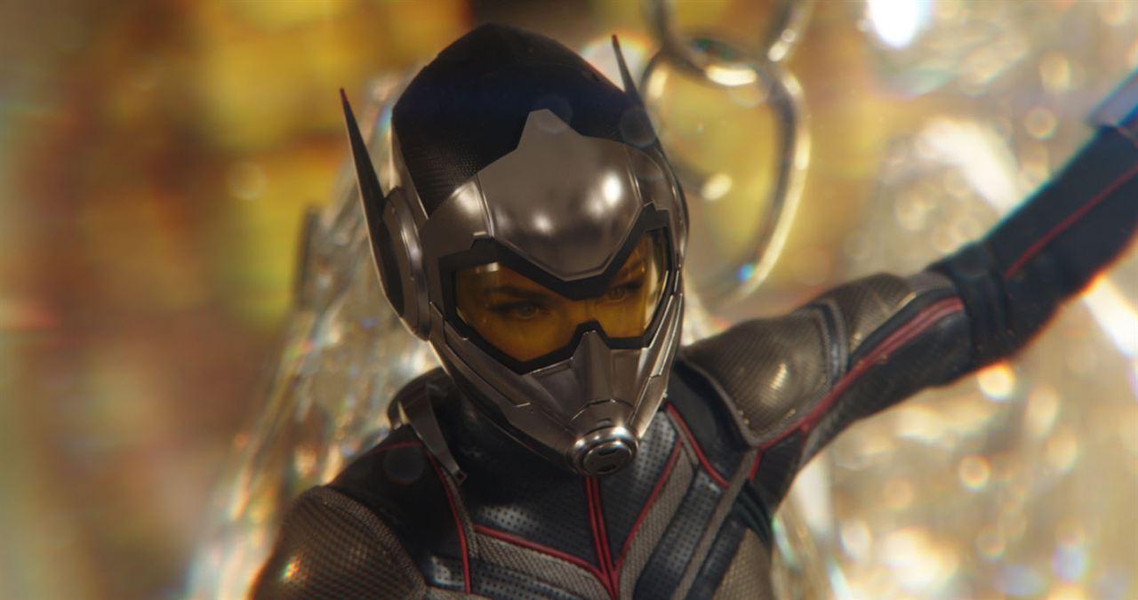 Ant-Man y la Avispa : Foto Evangeline Lilly