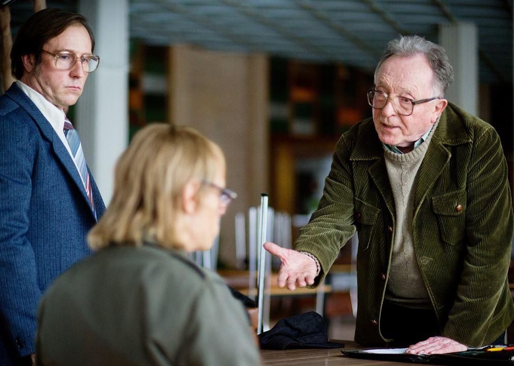 Foto Alexander Scheer, Bjarne Mädel, Peter Sodann