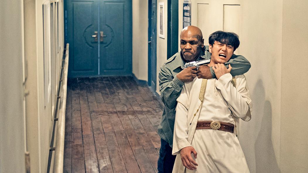 Contrato mortal: Mike Tyson