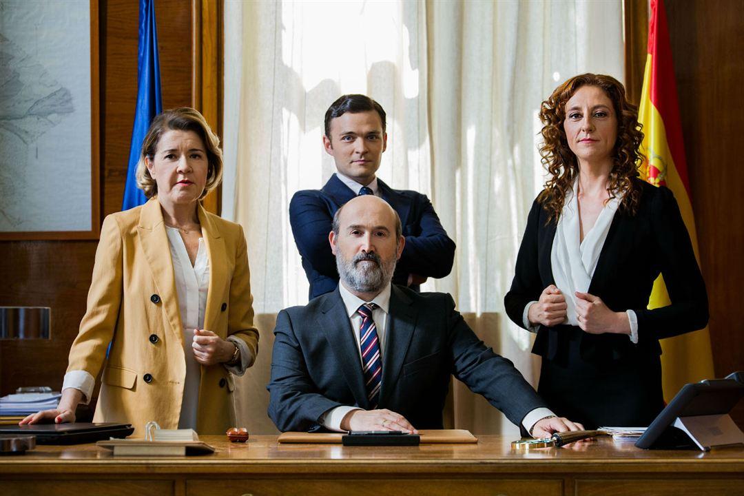 Vota Juan : Foto Adam Jezierski, Javier Cámara, Maria Pujalte, Nuria Mencía