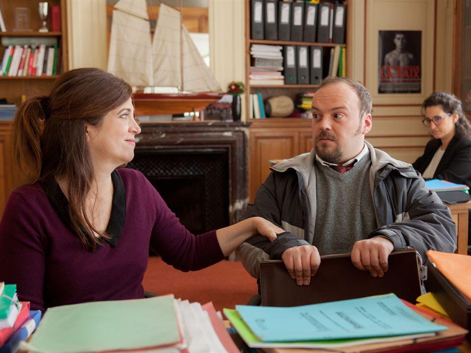 Las buenas intenciones: Alban Ivanov, Agnès Jaoui