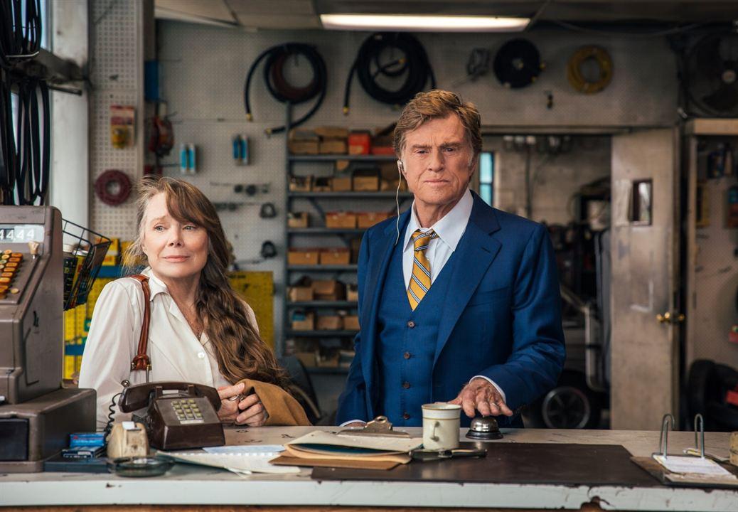 The Old Man & The Gun : Foto Robert Redford, Sissy Spacek