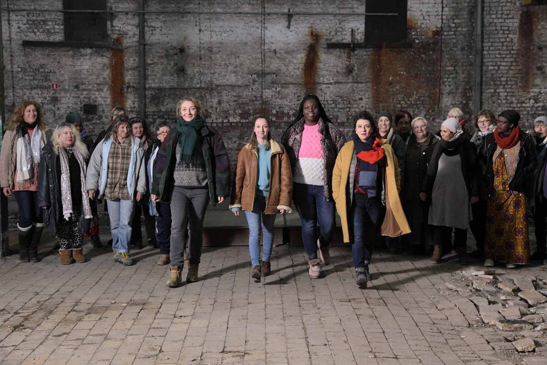 Las invisibles : Foto Audrey Lamy, Corinne Masiero, Noémie Lvovsky