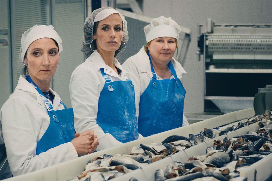 Foto Audrey Lamy, Cécile de France, Yolande Moreau