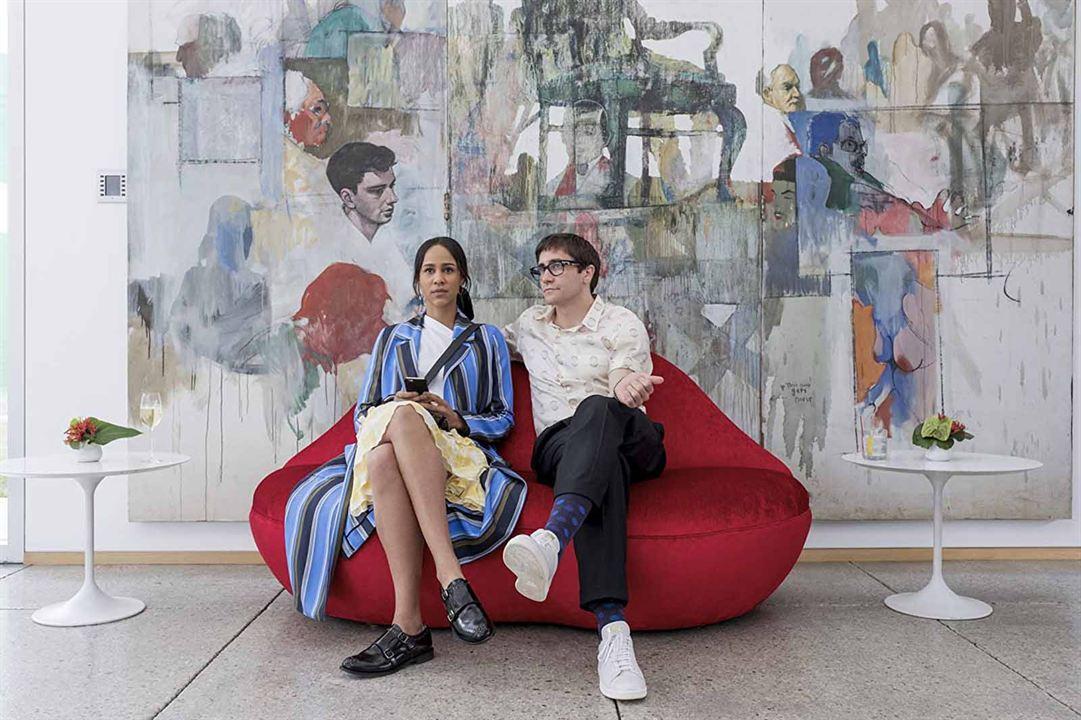 Velvet Buzzsaw: Jake Gyllenhaal, Zawe Ashton