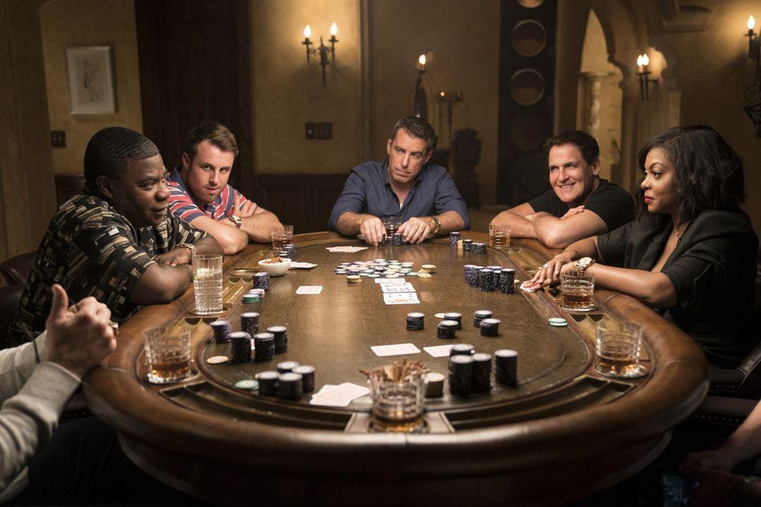 ¿En qué piensan los hombres? : Foto Chris Witaske, Jason Jones, Mark Cuban, Taraji P. Henson, Tracy Morgan