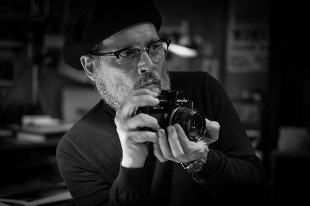 El fotógrafo de Minamata: Johnny         Depp