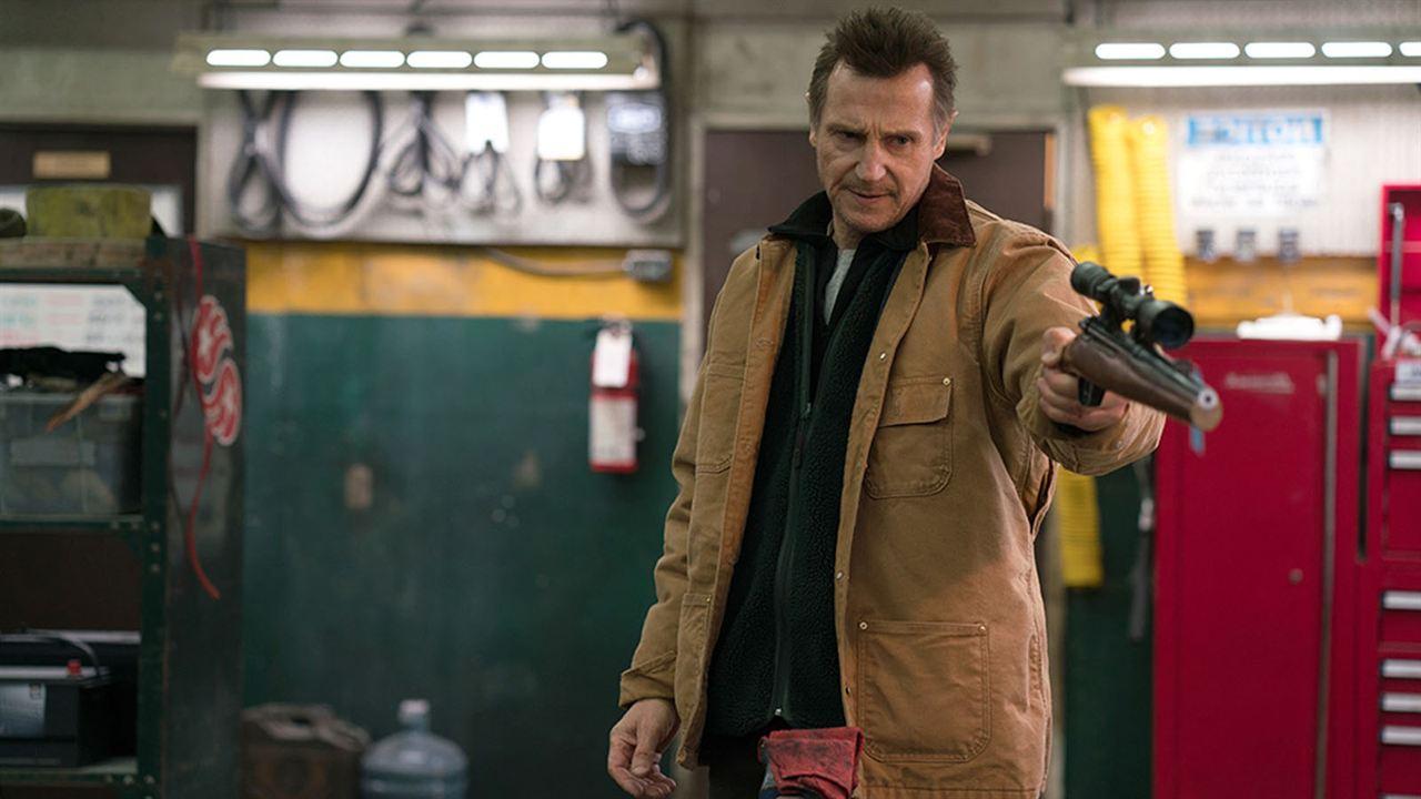 Venganza bajo cero: Liam Neeson