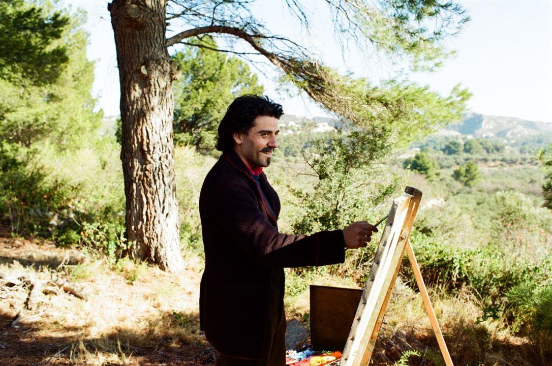 Van Gogh, a las puertas de la eternidad: Oscar Isaac