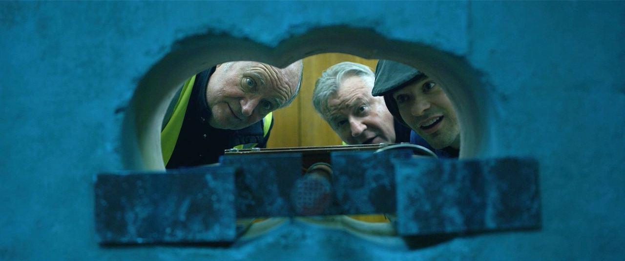 Rey de ladrones: Ray Winstone, Jim Broadbent