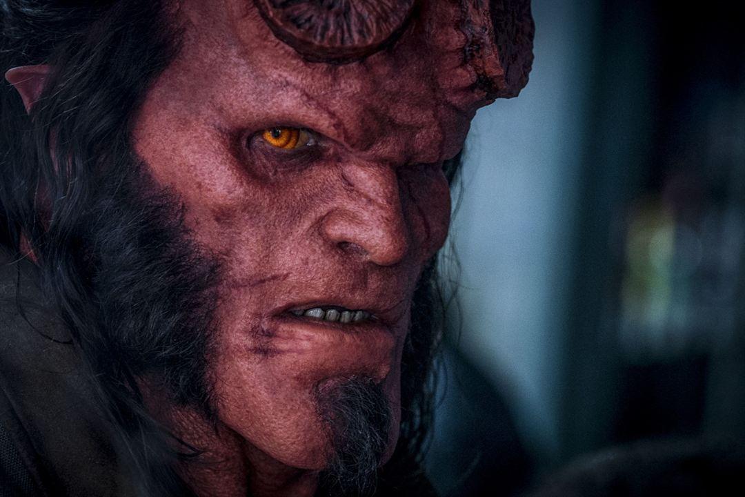 Hellboy : Foto David Harbour