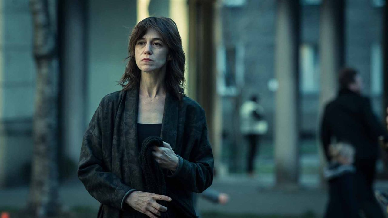 Dark Crimes: Charlotte Gainsbourg