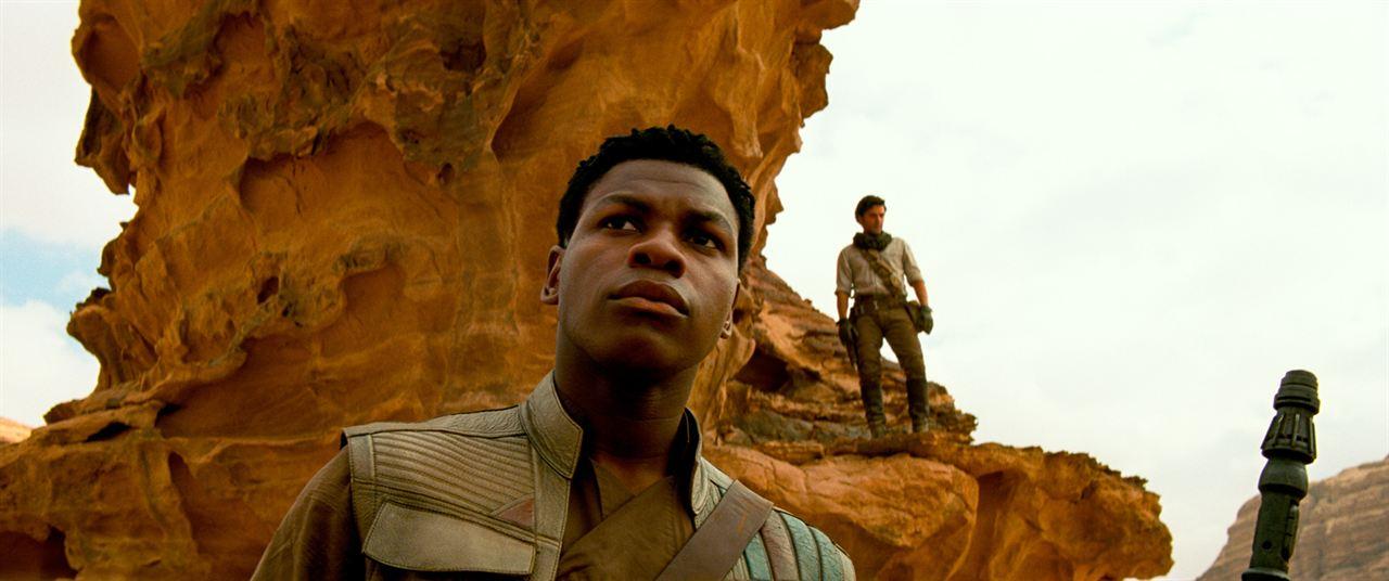 Star Wars: El Ascenso de Skywalker : Foto John Boyega, Oscar Isaac