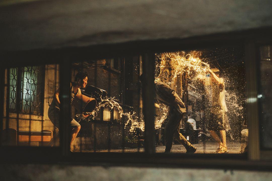 Parásitos : Foto Song Kang-Ho, Woo-sik Choi