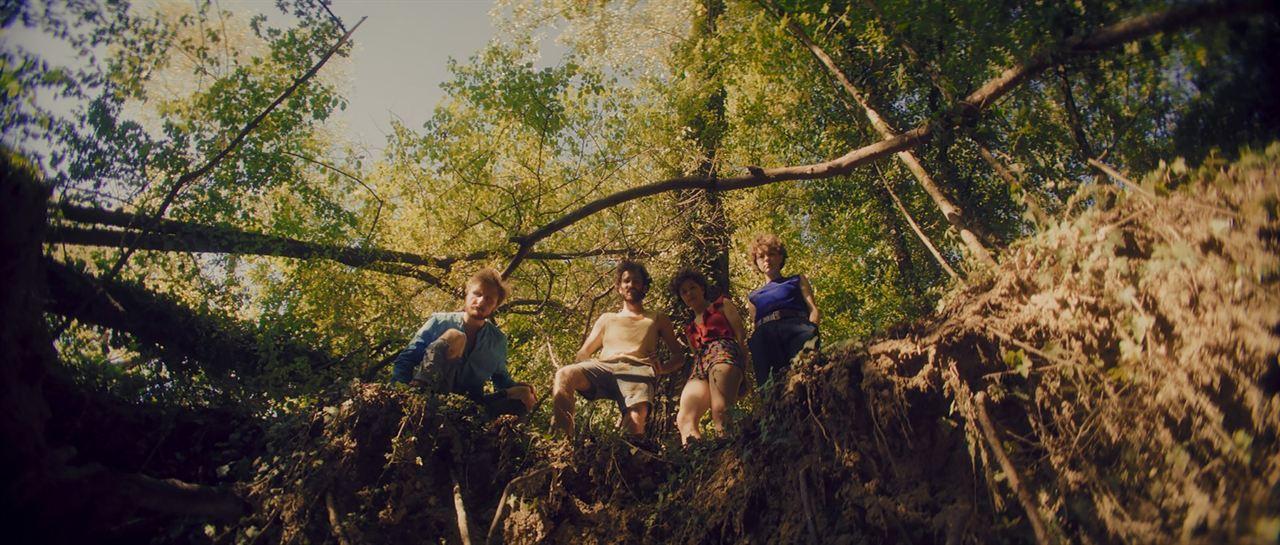 Foto Aaron Arens, Luise Bähr, Maria Wördemann, Michael Kranz